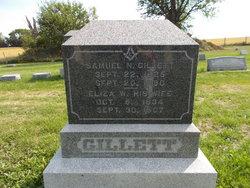 Eliza <i>Wisner</i> Gillett