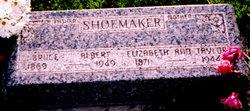 Elizabeth Ann <i>Taylor</i> Shoemaker
