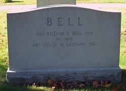 Nellie M <i>Leonard</i> Bell