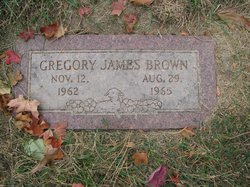Gregory James Brown