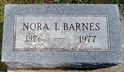 Nora I. <i>King</i> Barnes