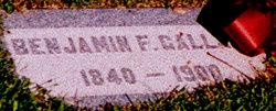 Benjamin Franklin Galland