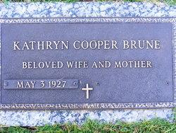 Kathryn <i>Cooper</i> Brune