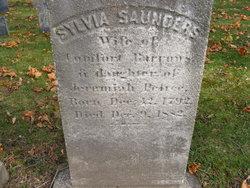 Sylvia Saunders <i>Peirce</i> Barrows