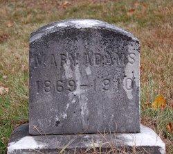 Mary Alice <i>Bordeau</i> Adams