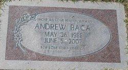 Andrew Ramon Jesus Baca