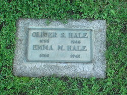 Emma M. <i>Smith</i> Hale