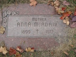 Anna Mabel <i>Lovell</i> Adair