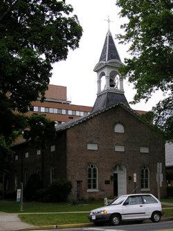 Saint Johns Episcopal Columbarium and Churchyard