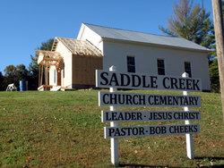 Saddle Creek Church Cemetery
