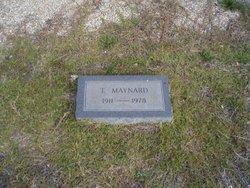 Thomas Maynard Burton