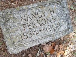 Nancy H Persons