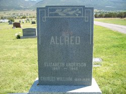 Elizabeth <i>Anderson</i> Allred