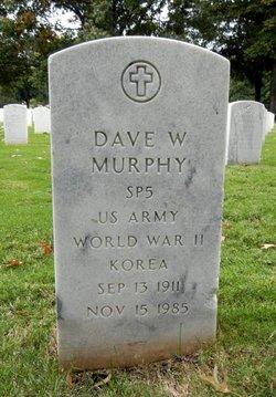 Dave W Murphy