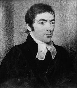 Rev Christopher Edward Gadsden