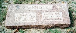 Rachel Mae <i>Vest</i> Bannister