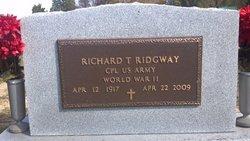 Richard Taylor Ridgway