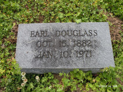 Earl C Douglass