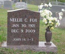 Nellie <i>Cox</i> Fox