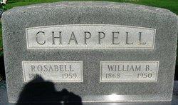 Rosabell Rose <i>Karn</i> Chappell