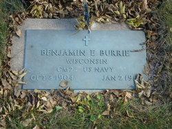 Benjamin Burrie