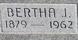 Bertha J. Kimbrel