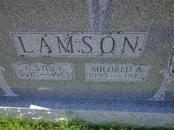 Mildred Byron <i>Donovan</i> Lamson