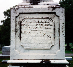 Virginia <i>Smith</i> Bowman