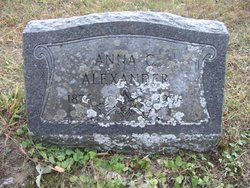 Anna Christime Alexander