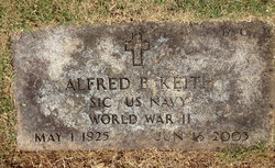 Alfred B Keith