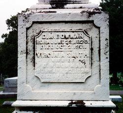 Dudley Mitchum Bowman