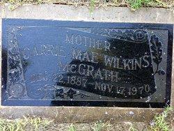 Carrie Mae Wilkins <i>Gale</i> McGrath