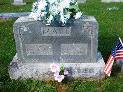 Nancy Judith <i>Smythers</i> Mabe