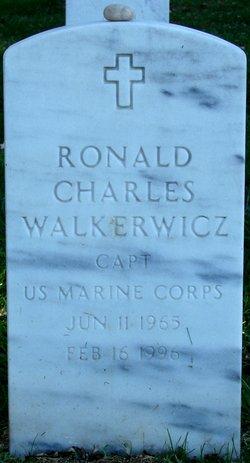 Capt Ronald Charles Ronnie Walkerwicz