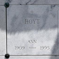 Ann Hoyt