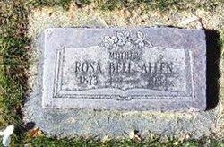 Rosa Bell <i>Eads</i> Allen