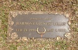 Harmony Uluwehi Lyman