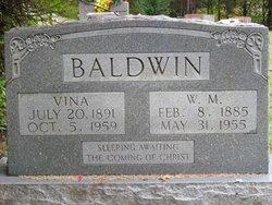 William M. Baldwin
