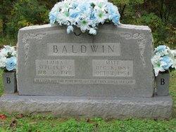 Laura <i>Reynolds</i> Baldwin
