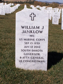 William John Janklow