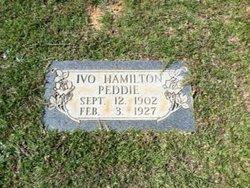 Ivo Hamilton Peddie