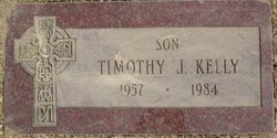 Timothy John Kelly