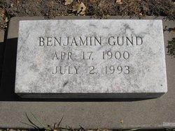 Benjamin Gund Ben Koehler