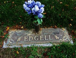 Betty Jean <i>Wimer</i> Edgell