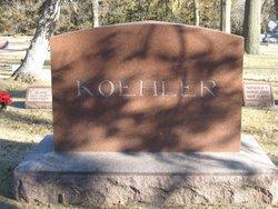 Clara Elizabeth <i>Hoover</i> Koehler