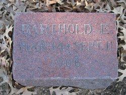 Barthold E. Koehler