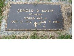 Arnold Draper Mayes