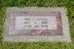 Fred Thomas Alford