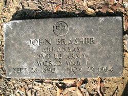 John Brasher