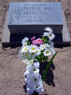 Catherine Ann Archuleta